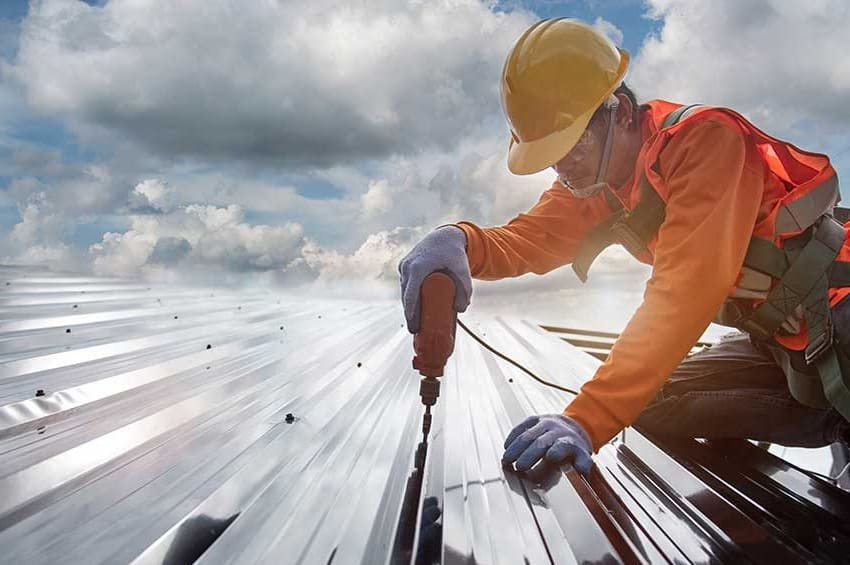 5 Types Of Commercial Roofing