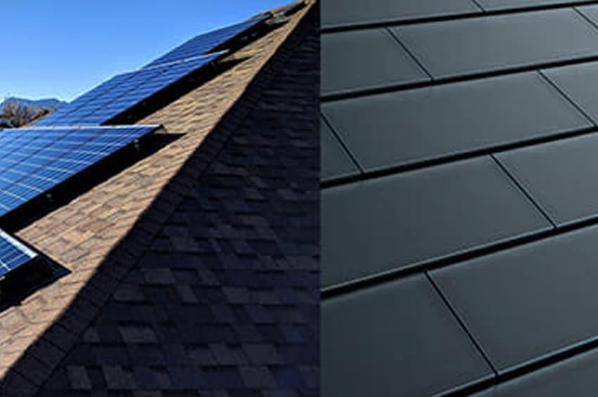 Solar Roof Tiles vs. Solar Panels