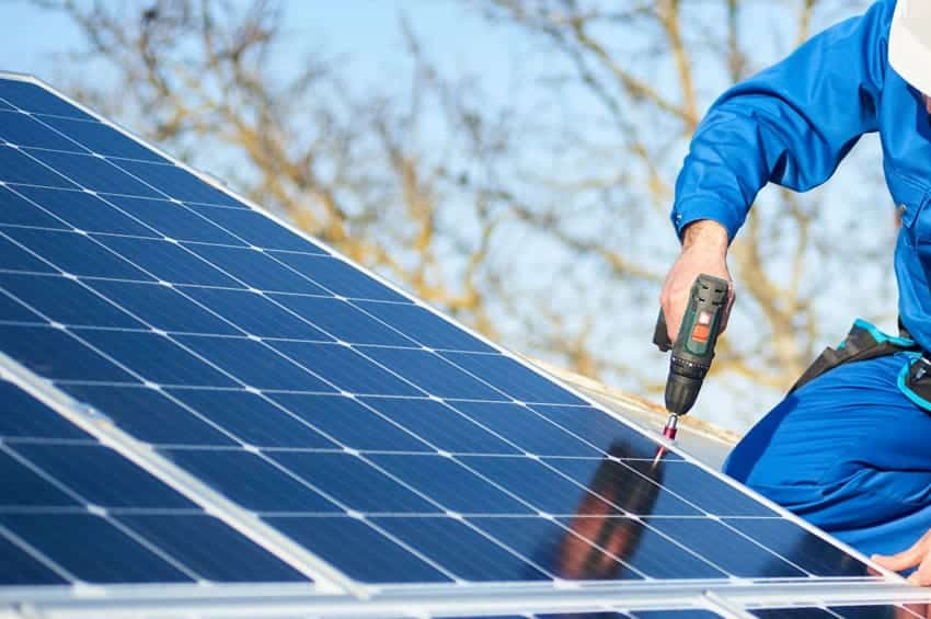 Want Solar Panels on Your Roof?